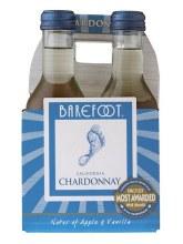 Barefoot Chardonnay 4pk 187ml