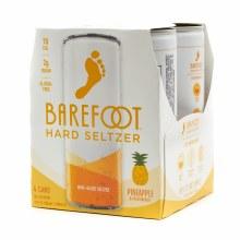 Barefoot Pineapple Hard Seltzer 4pk 250ml Can