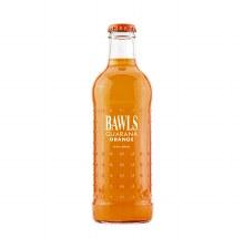 BAWLS Guarana Orange Soda 10oz Btl