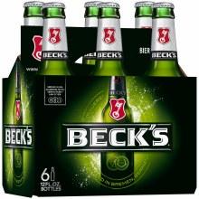 Becks 6pk 11.2oz Btl