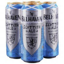 Belhaven Scottish Ale 4pk 16oz Can