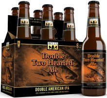 Bells Double Two Hearted Double American IPA 6pk 12oz Btl