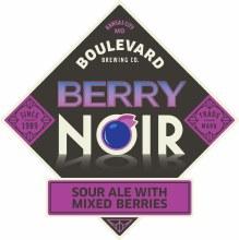 Boulevard Berry Noir Sour Ale 6pk 12oz Can