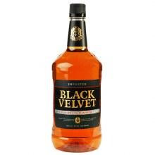 Black Velvet Blended Canadian Whisky 1.75L