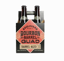 Boulevard  Bourbon Barrel Quad 4pk 12oz Btl