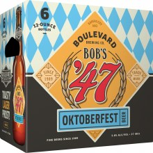 Boulevard Bobs 47 Oktoberfest 6pk 12oz Btl