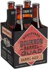 Boulevard  Bourbon Barrel Quad 4pk 12oz Btl