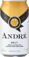 Andre Brut 375ml Can