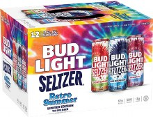 Bud Light Seltzer Out of Office Edition 12pk 12oz Can