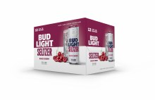 Bud Light Black Cherry Seltzer 12pk 12oz Can