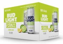 Bud Light Lemon Lime Seltzer 12pk 12oz Can