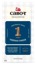 Cabot Extra Sharp White Cheddar 8oz