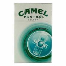 Camel Menthol Silver Kings Box