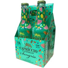Capriccio Watermelon Sangria 4pk 375ml Btl