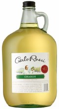 Carlo Rossi Chablis 4L