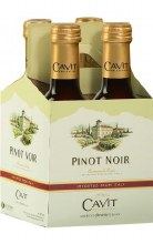 Cavit Collection Pinot Noir 4pk 187ml Btl