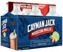 Cayman Jack Moscow Mule 6pk 11oz Btl