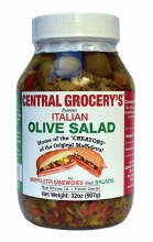 Central Grocery Olive Salad 32oz
