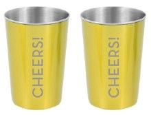 Excursion Wine Cup Cheers (Set of 2)