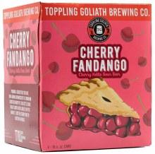Toppling Goliath Cherry Fandango 4pk 16oz Can