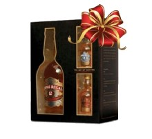 Chivas Regal 12 Year Blended Scotch Whisky Gift Set 750ml