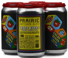 Prairie Cocoa Beary Sour 4pk 12oz Can