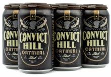 Independence Convict Hill Oatmeal Stout 6pk 12oz Can