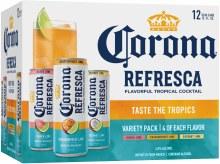 Corona Refresca Hard Seltzer Variety Pack 12pk 12oz Can