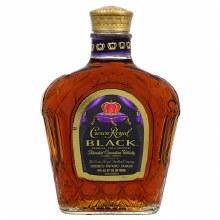 Crown Royal Black Canadian Whisky 375ml