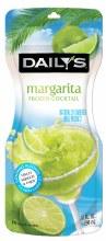 Dailys Frozen Margarita 10oz Pouch