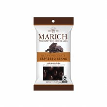 Marich Dark Chocolate Espresso Beans 2.1oz