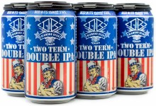 Diamond Bear Two-Term Imperial IPA 6pk 12oz Can