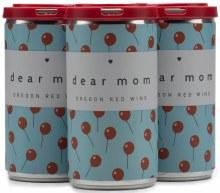 Dear Mom Oregon Red 4pk 187ml Can
