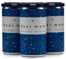 Dear Mom Oregon Sparkling Wine 4pk 187ml Can