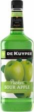 DeKuyper Pucker  Sour Apple Schnapps Liqueur 1L
