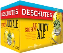Deschutes Lil Squeezy Juicy Pale 6pk 12oz Can