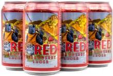 Diamond Bear Little Red Strawberry Ale 6pk 12oz Can
