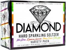 Diamond Bear Hard Sparkling Seltzer Variety Pack 12pk 12oz Can