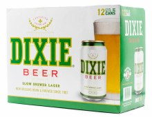Dixie Beer Dixie Lager 12pk 12oz Can