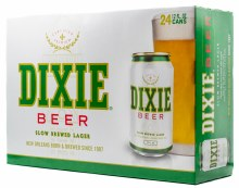 Dixie Beer Dixie Lager 24pk 12oz Can