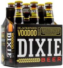 Dixie Beer Blackened Voodoo Lager 6pk 12oz Btl