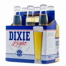 Dixie Beer Dixie Light 6pk 12oz Btl