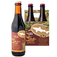 Dogfish Head Palo Santo Marron Brown Ale 4pk 12oz Btl