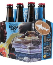 Dogfish Head Wood-Aged Bitches Brew 6pk 12oz Btl
