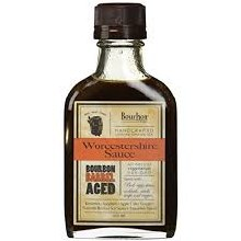 Bourbon Worcestershire Sauce 3.3oz