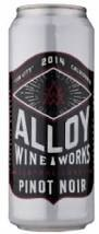 Alloy Wine Works Pinot Noir 375ml Can