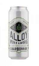 Alloy Wine Works Chardonnay 375ml Can