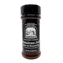 Lynchburg Tennessee Whiskey Jamaican Jerk Spice & Seasoning 5.5oz