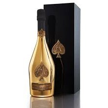 Armand de Brignac Ace of Spades Brut Gold with Gift Box 750ml