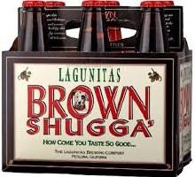Lagunitas Brown Shugga 6pk 12oz Btl